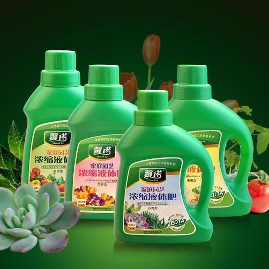 馨诺植物花肥绿植花卉多肉营养液