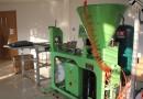 轻基质网袋容器灌装机