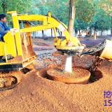 三普挖树机 厂家直销 旋转挖树机器