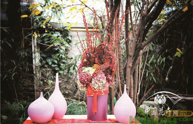 年宵花设计重点:生态、比例、配饰