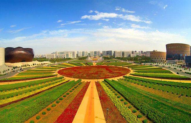 """广西东莞明年计划建成""""国家生态园林城市"""""""