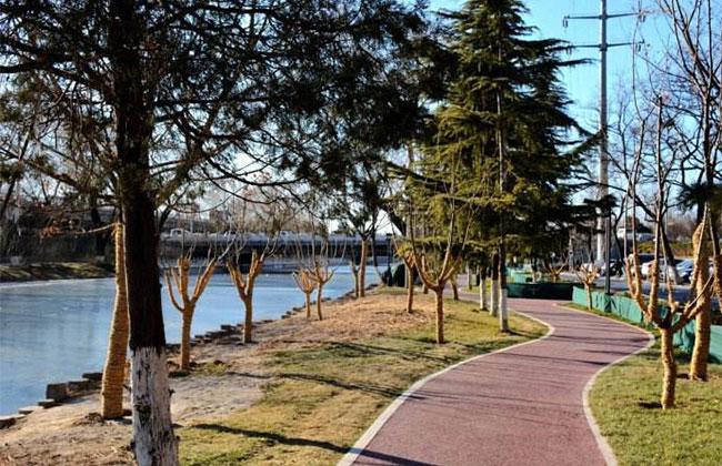 今年北京将建283公里绿道
