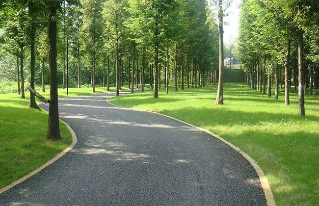 城市绿道,是城市舒适度的必备条件
