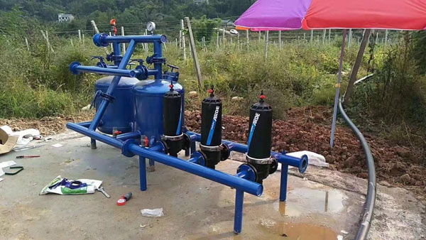 苗木水肥一体化滴灌技术了解一下!