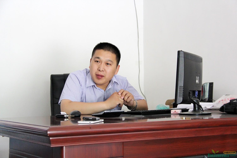 济宁润东园林经理李晓东