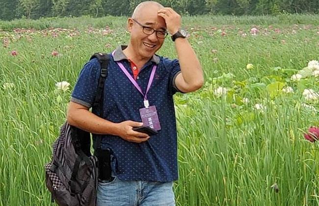 韩国荷花睡莲专家诠释荷花睡莲现状