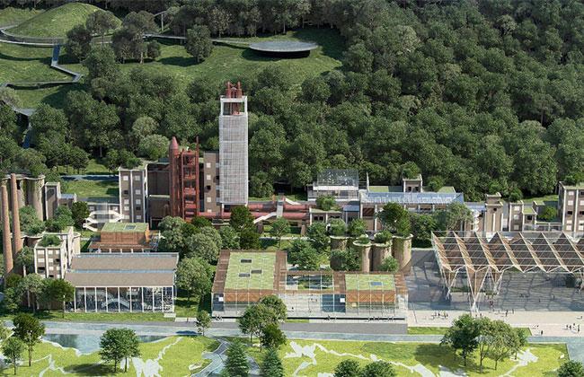 江苏园博会拟打造南京花园 预计2020年底完工