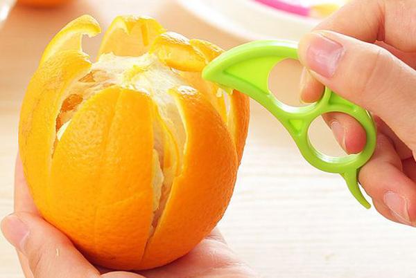 橙子皮有什么营养成分?橙子皮的功效与作用