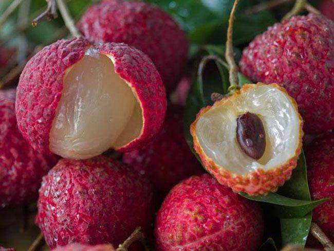 吃荔枝什么好处和坏处?荔枝功效与食用禁忌