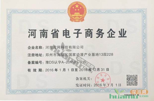 中国花木网勇攀高峰 再创花木电商销量辉煌!