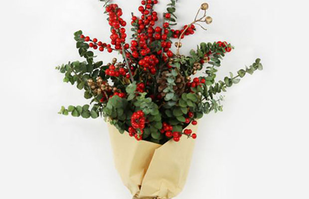 圣诞节鲜花市场受影响,江苏镇江花价翻番