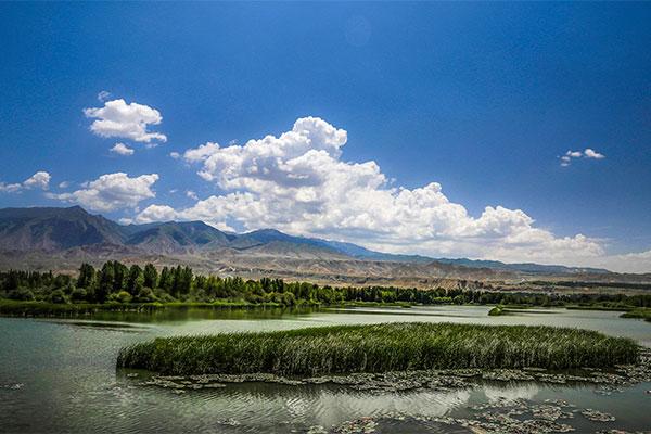 青海省湿地公园总面积位列全国第三