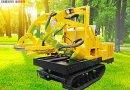 3WSL-1.6型挖树机