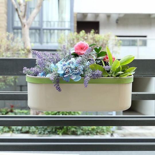 德國原單花園掛籃花盆