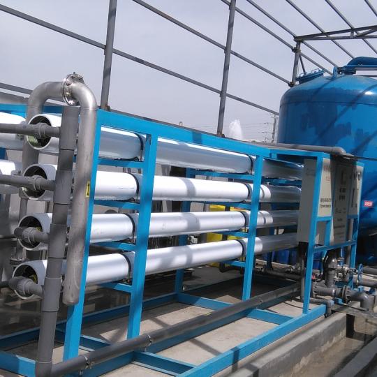 凤梨养殖纯净水设备