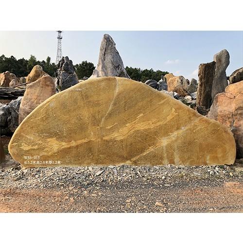 大型刻字石 小区刻字石 刻字黄蜡石 园林景观石