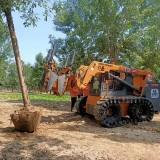 挖树机拔树机移树机起树机