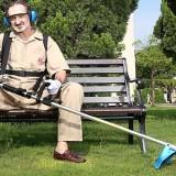 优动割草机